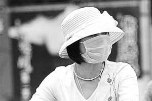Esta foto no tiene qué ver con la influenza puerca, pero está muy bonita. Y trae tapabocas.