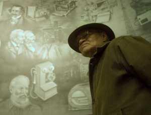 El maestro Mario Reyes en una foto de Abraham Pérez