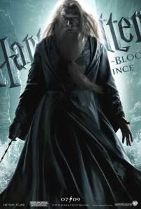 Albus Dumbledore disfrazado de Gandalf. ¿De dónde es la foto? Cinemablend.com
