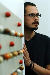 Adrián Guerrero, ceramista
