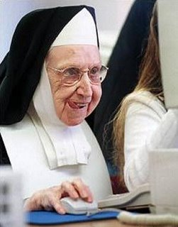 """Ahora chi che pachalon de cabrones"", dijo la monjita cuando leyó la nota en Turco Viejo"