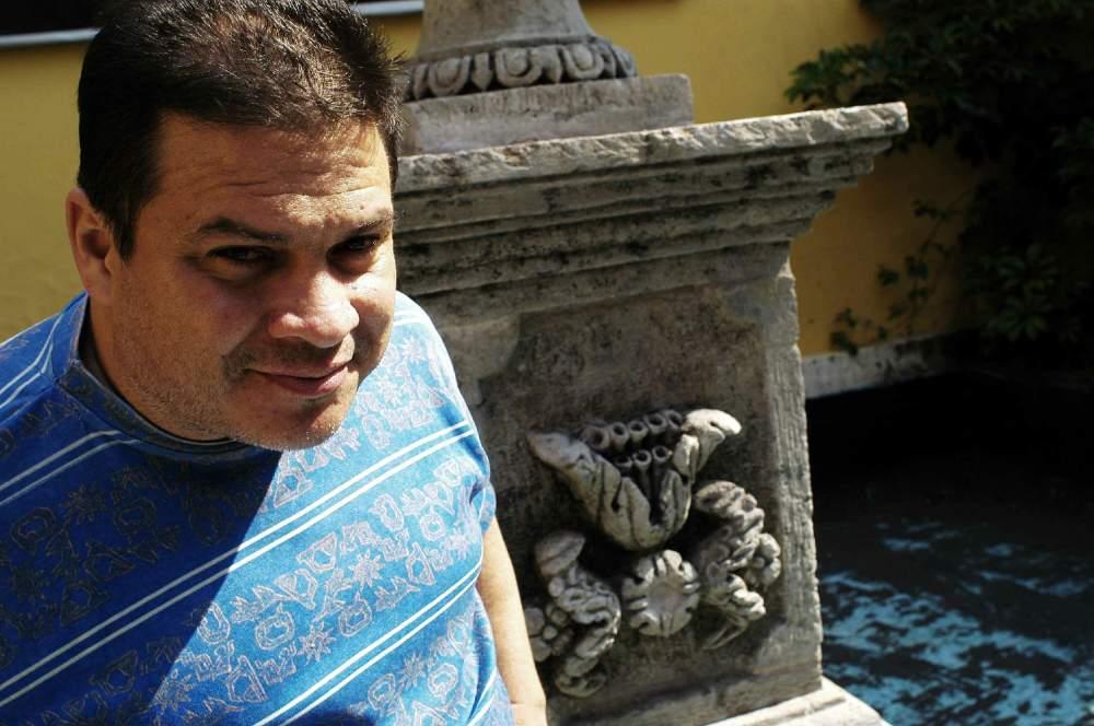 Rigo Mora, en foto cortesía de Tonatiuh Figueroa
