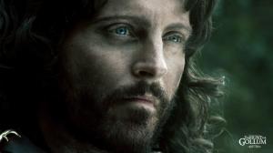 ¿A poco no es igualito al Aragorn de Peter Jackson?