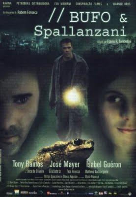 Cartel promocional de la adaptación cinematográfica de Bufo & Spallanzani
