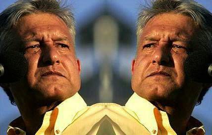 @lopezobrador vs @lopezobrador_ ¿Quién ganará? La foto nos la armó el Giovas.